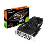 Gigabyte GeForce RTX 2060 Windforce OC 6GB rev20  Gráfica