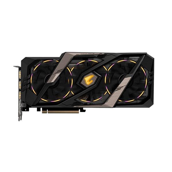 Gigabyte Nvidia GeForce RTX 2080 Aorus Xtreme 8GB - Gráfica