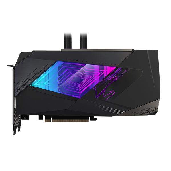 Aorus GeForce RTX3080 Xtreme Waterforce 10GB GD6X  Gráfica