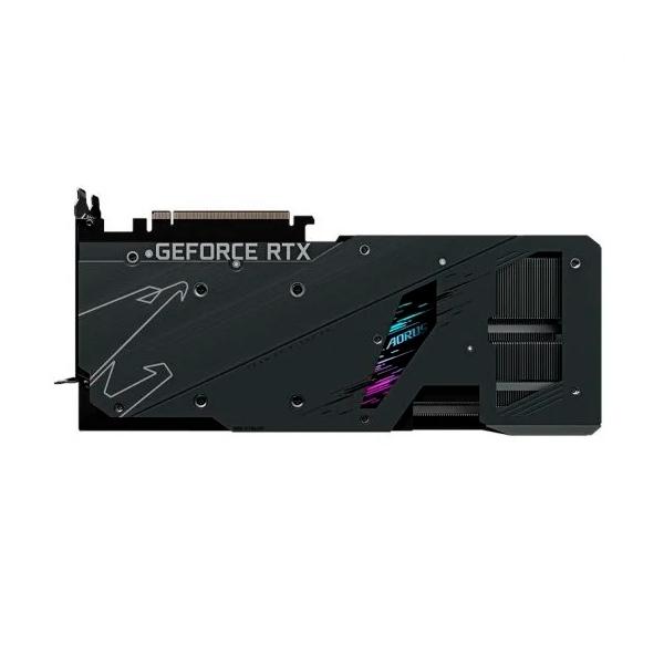 Aorus GeForce RTX3080 Master 10GB GD6X V2  Gráfica