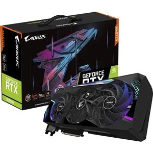 Aorus GeForce RTX3080 Ti Master 12GB GDDR6X  Gráfica