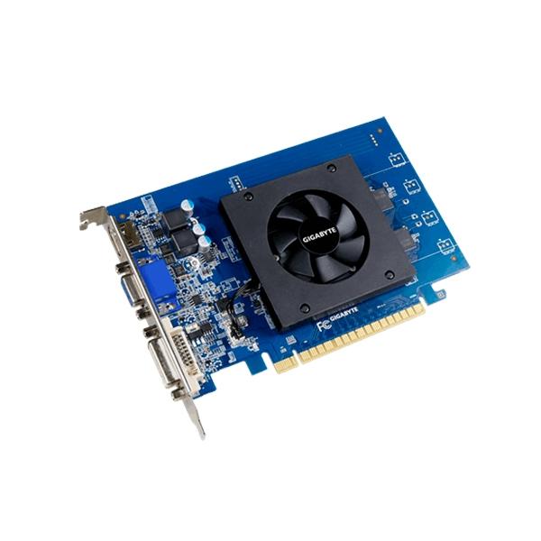 Gigabyte GeForce GT 710 1GB Low Profile 20  Gráfica