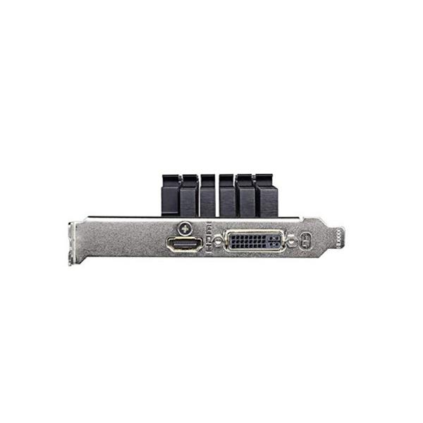 Gigabyte Nvidia GeForce GT 710 2GB D5 R20  Grfica
