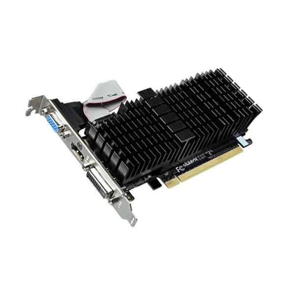 Gigabyte Nvidia GeForce GT 710 2GB silent R2.0 - Gráfica