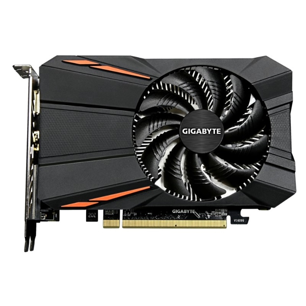 Gigabyte AMD Radeon RX 560 OC 4GB - Gráfica