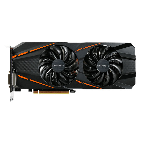 Gigabyte Nvidia GeForce GTX1060 G1 Gaming 6GB  Grfica
