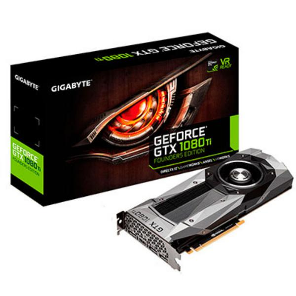 Gigabyte Nvidia GeForce GTX 1080 Ti F.E. – Tarjeta gráfica