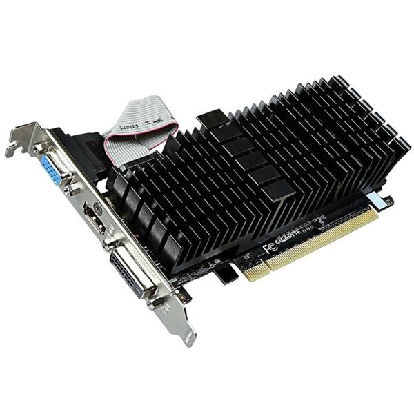Gigabyte Nvidia GeForce GT 710 1GB GDDR3 - Gráfica