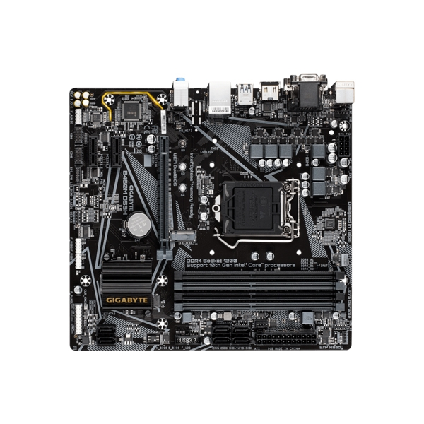 Gigabyte B460MDS3H rev 20  Placa Base Intel 1200
