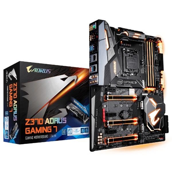 Gigabyte Z370 Aorus Gaming 7 + 32GB Optane – Placa Base