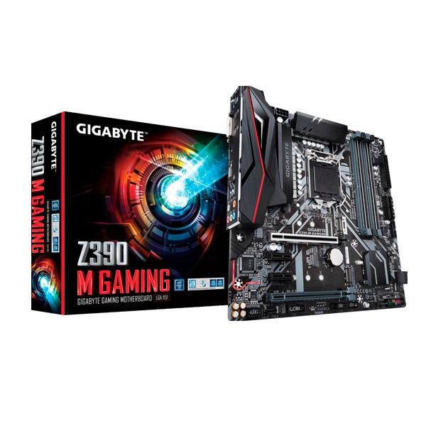 GIGA Z390 M GAMING S1151v2/DDR4/ATX