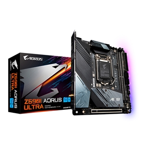 Aorus Z590I Ultra Mini ITX  Placa Base Intel 1200