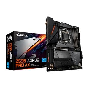 Aorus Z590 Pro AX WiFi6e  Placa Base Intel 1200