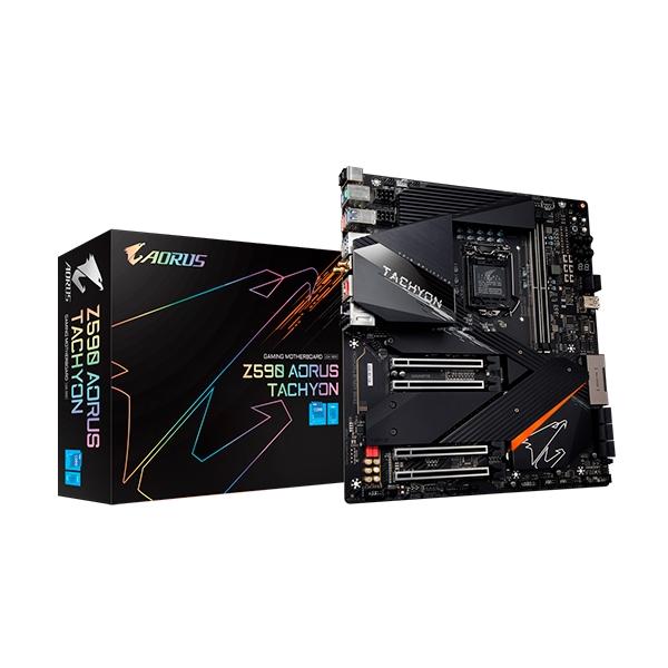 Aorus Z590 Tachyon AX WiFi6e  Placa Base Intel 1200