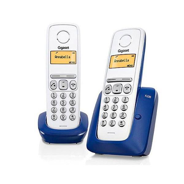 Gigaset A230 Duo – Teléfono