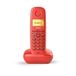 Gigaset A170 Dect Rojo - Teléfono