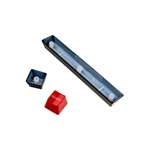 Glorious PC Gaming Race Keycaps ABS 105 Negro Layout HU