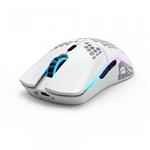 Glorious PC Gaming Race Model O RGB Wireless Matte White  Ratón