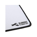 Glorious PC Gaming Race Extended White - Alfombrilla