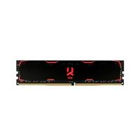 GOODRAM IRDM DDR4 2400MHz 4GB CL15 SR Negro - Memoria RAM