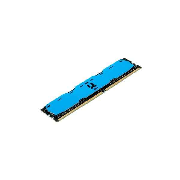 GOODRAM IRDM DDR4 2400MHz 4GB CL15 SR Azul - Memoria RAM