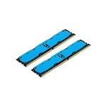 GOODRAM IRDM DDR4 2400MHz 8GB 2x4 CL15 SR Azul  Memoria