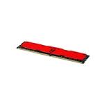 GOODRAM IRDM DDR4 2400MHz 4GB CL15 SR Rojo  Memoria RAM