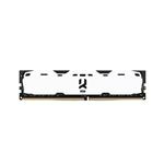 GOODRAM IRDM DDR4 2400MHz 4GB CL15 SR Blanco - Memoria RAM