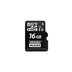 GOODRAM Micro SD 16GB M1A0 CL10 UHS-I - Memoria Flash