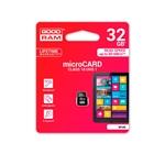 GOODRAM Micro SD 32GB M1A0 CL10 UHSI  Memoria Flash