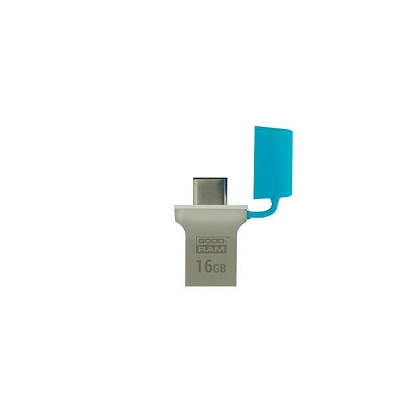 GOODRAM Pendrive 16GB ODD3 USB 3.0 Azul - Memoria