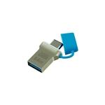 GOODRAM Pendrive 64GB ODD3 USB 30 Azul  Memoria