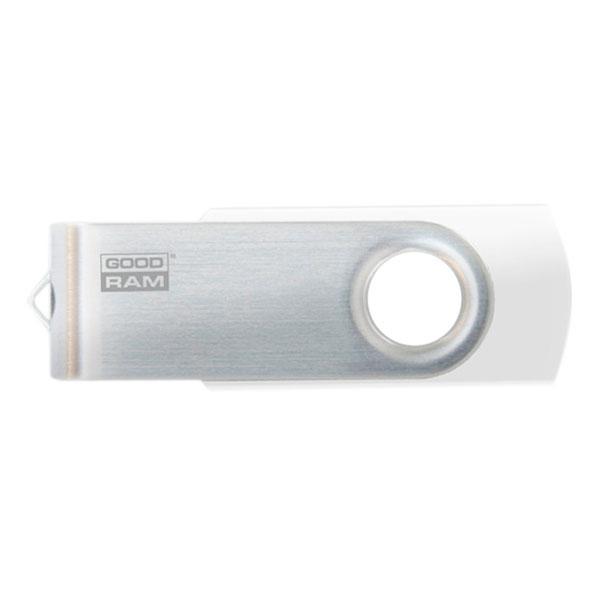 GOODRAM Pendrive 16GB UTS2 USB 2.0 Blanco - Memoria