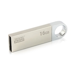 GOODRAM Pendrive 16GB UUN2 USB 2.0 Plateado - Memoria