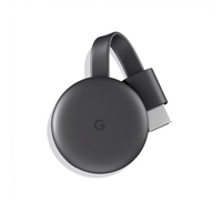 Google Chromecast 3 Smart TV  Dongle
