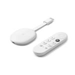 Google Chromecast con Google TV Blanco  Dongle