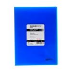 Grafoplás Carpeta Poliplás Backline con 40 fundas Azul