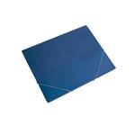 Grafoplás Carpeta de Cartón 100 Reciclado Folio con Gomas