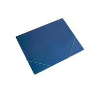 Grafoplás Carpeta de Cartón 100% Reciclado Folio con Gomas