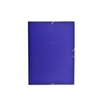 Grafoplás Carpeta de Cartón 100 Reciclado 18 con Gomas