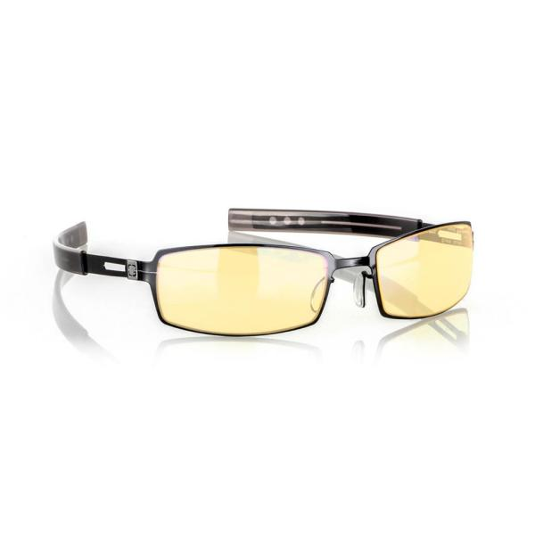 Gunnar PPK Gloss Onyx Chrome Logo – Gafas
