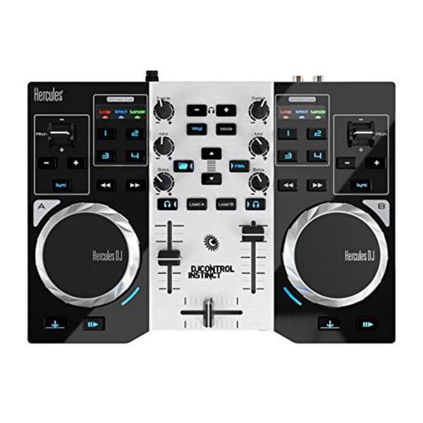 Hercules DJ Control Instinct S Series – DJ