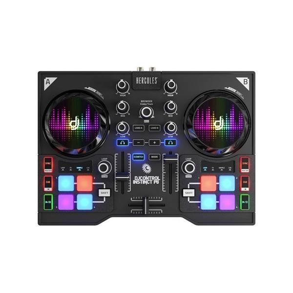 Hercules DJ Control Instinct P8  DJ