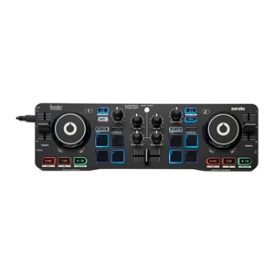 Hercules DJControl Starlight  Controladora DJ