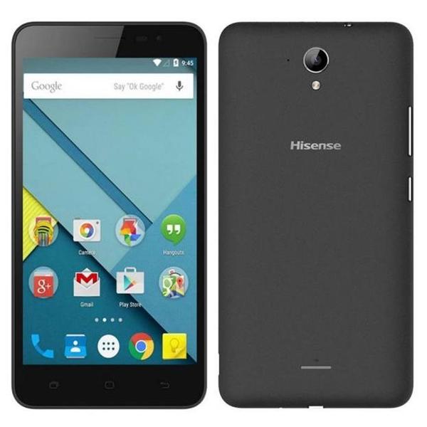 HISENSE F20B 5.5″ QC 1GB 8GB Android 5.1 Negro – Smartphone