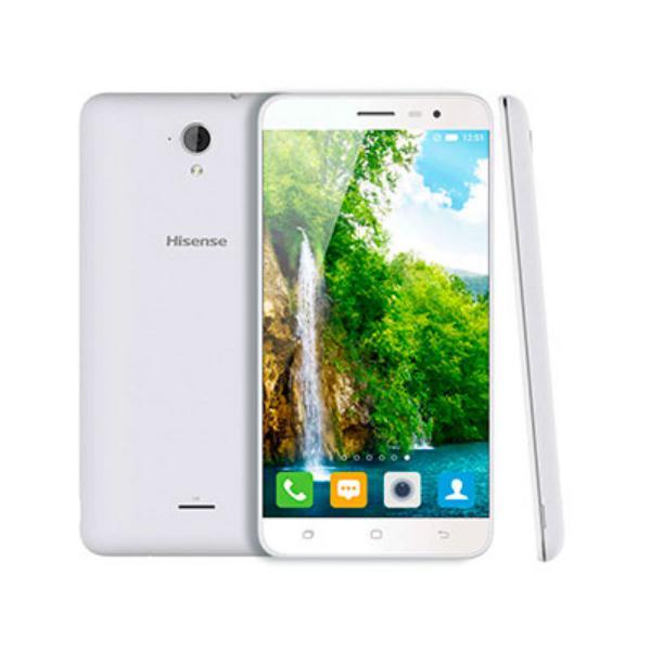 HISENSE F20W 5.5″ QC 8GB 1GB Android 5.1 Blanco – Smartphone