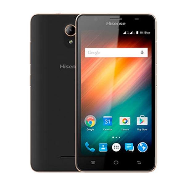 HISENSE U989 5.5″ QC 8GB 1GB Android 4.4 Negro – Smartphone