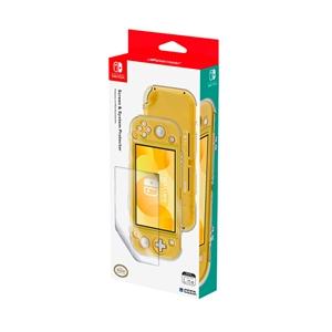 Hori NS2052U  Protector de pantalla y sistema para Nintendo Switch Lite