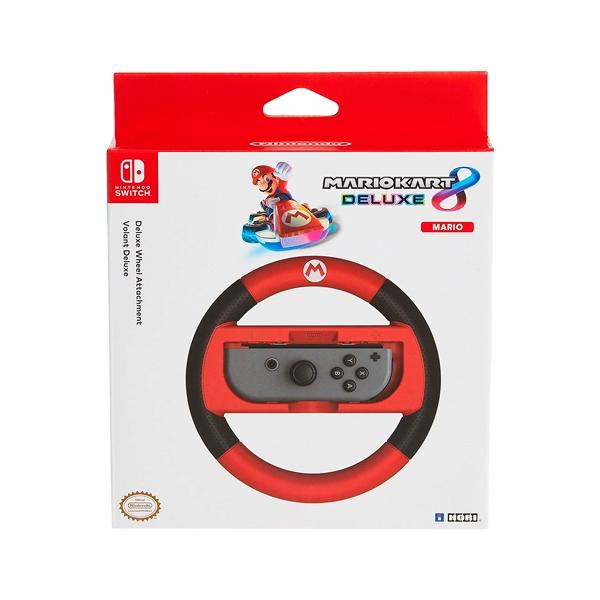 Hori Mario Kart 8 Deluxe para Nintendo Switch  Volante