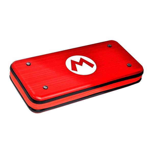 Hori Funda de Aluminio Mario para Nintendo Switch  Gamepad